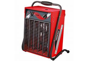 Chauffage mobile soufflant électrique BA15
