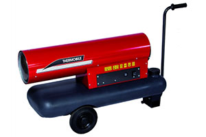 Chauffage mobile soufflant fioul TA22