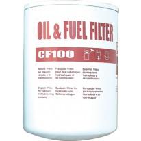 FILTRE GASOIL 60L/mn + rechange P/08509
