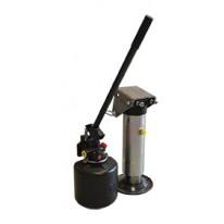 KIT pompe + reservoir + béquille + PO 7550 + 7560 SANS FLEXIBLE