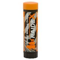Crayon Raidex plastique  orange