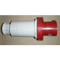 PRISE électrique MALE 380V 63A 3P+N+T