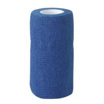 Bandage autocollant VetLastic 10cm bleu