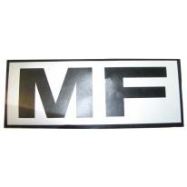 Autocollant Massey Ferguson Grand modèle