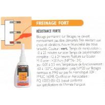 FREIN FORT FLACON 24ML