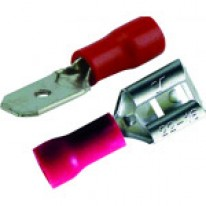 COSSES PLATES M/F ASSORT 2.8 Rouge BOX DE 20