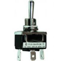 Interrupteur en métal MOM/OFF/MOM 3 bornes