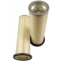 Filtre à air sécurité pour chargeur KOMATSU WA 500-3 moteur KOMATSU 50001->