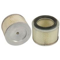 Filtre à air primaire pour moissonneuse-batteuse JOHN DEERE 3830 moteur