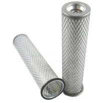 Filtre à air sécurité pour pulvérisateur SPRA-COUPE 3640 moteur PERKINS 1004.4