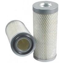 Filtre à air primaire pour enjambeur BOBARD M 75 moteur MERCEDES 75 CH