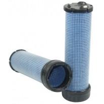 Filtre à air sécurité pour chargeur AHLMANN AX 1000 moteur JOHN DEERE 2012-> 4024 HF295