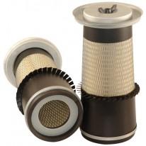 Filtre à air primaire pour enjambeur SAME 85 ROW CROP moteur