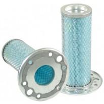 Filtre à air sécurité pour tractopelle CATERPILLAR 438 B moteur PERKINS