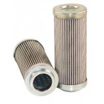 Filtre hydraulique pour deterreur de betterave ROPA RL 208 moteur