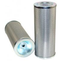 Filtre hydraulique pour tractopelle HUDDIG 860 moteur SISU 2005-> 411 DS