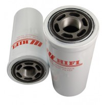 Filtre hydraulique de transmission pour tractopelle FIAT HITACHI FB 200 moteur 96 CH