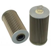 Filtre hydraulique pour tondeuse YANMAR RD 122 moteur YANMAR 3 TE 67 LDUN