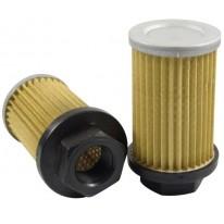 Filtre hydraulique pour télescopique TEREX 4017 TELELIFT moteur PERKINS 2004-> 1104C-44T