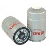 Filtre à gasoil pour télescopique TEREX 3518 GIROLIFT moteur PERKINS 2001 1985/2300