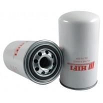 Filtre à huile pour tractopelle CASE-POCLAIN 580 K moteur CUMMINS 4 BT