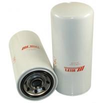 Filtre à huile ensileuse CASE 620 CHX moteur CATERPILLAR