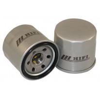 Filtre à huile pour chargeur MITSUBISHI WS 410 moteur MITSUBISHI K 4 F-DT