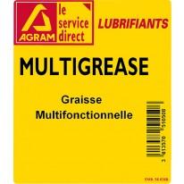 Graisse MULTIGREASE 5Kg
