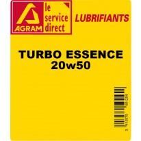 Huile Turbo essence 60L 20W50