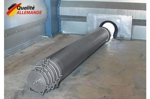 Tubes télescopiques de ventilation - AIR SCOPE
