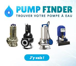 Application Pump finder