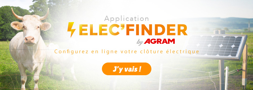 Elec'Finder - Configurateur de clôtures électriques