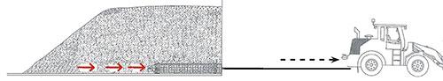 Etape 5 de l'installation du TWIN SCOPE