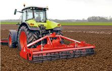 Outils animés pour le travail du sol
