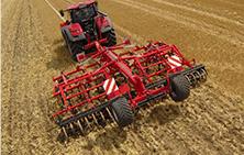 Outils non animés pour le travail du sol