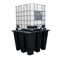 BAC DE RETENTION POLYETHTL.1100L EMBOITABLE CAILLEBOTTI ACIE