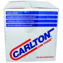 CHAINE CARLTON 25 PIEDS 1/4 E1MC-BL