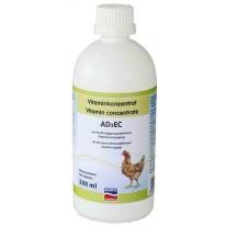 Concentré vitaminé AD3EC, 0,5L
