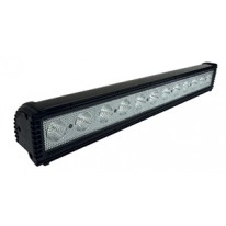 BARRE D'ECLAIRAGE LED 120W 10800LM 12 LEDS 10W CREE