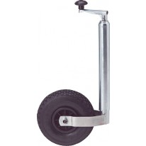 ROUE JOCKEY 48X400 ROUE GONFLABLE
