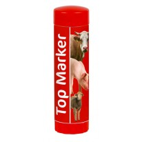 Crayon de marquage TopMarker rouge