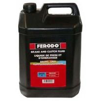 Fluide de Frein & D'Embrayage 5 litres.