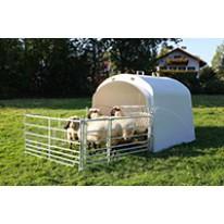 Grande cabane avec set de raccordement p