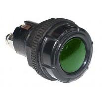 Avertissement lampe verte pour tableau de bord