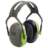 Casque de protection Peltor X4A isolatio