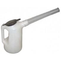 Mesure huile de 5 litres. Flexispout