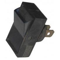 Interrupteur à bascule Bleu / Arrêt Maxi