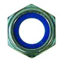 ECROUS FREIN HEX CL 8 ZN 08MM (BOX DE 10