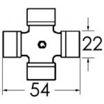 CROISILLON 22X54 C02