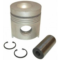 Kit 4 pistons Ford New Holland séries 1000, 30, TW, 600, 200 et 700